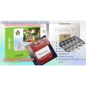 FAKET Langsing Sufran Fibre Collen Collagen CELEBRE
