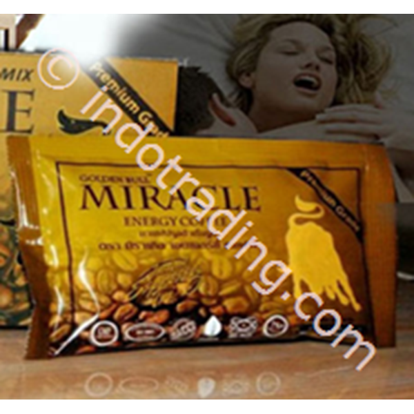 Coffee Miracle 1 Bok Isi 12 Sst