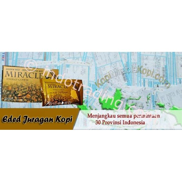 ing Coffee Miracle Promo Discount Price Rp 25000