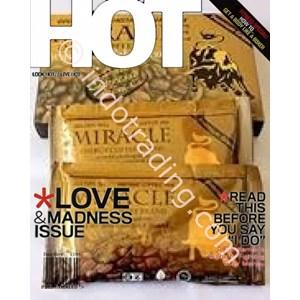 Toko Pusat Produk Kopi Miracle Golden Bull Obat Kuat Herbal