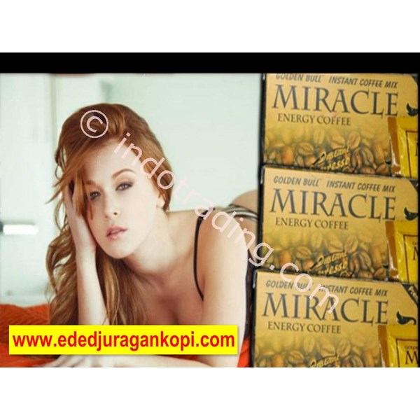Coffee Miracle Supplier Kopi Miracle Obat Kuat Herbal