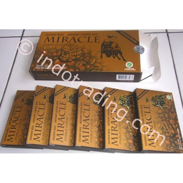 Info Wholesale Promo Agent Coffee Miracle