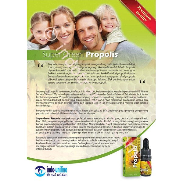 Propolis Baru-Super Green