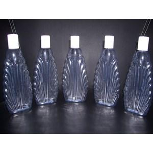 Botol Kaca Model Kerang 100 ml