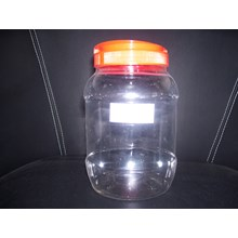 JAR 1 COMMA 63 50 litres GRAMS RED LID HANDLE &