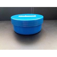 Pot Plastik Lulur Hs 250 Biru-Biru