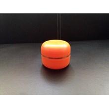 Pot Cream Plastik Gg 8-10 Gram Orange-Orange