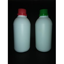PLASTIC BOTTLE 500 ML HDPE CHEMICAL type A