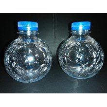 PLASTIC BOTTLE BALL