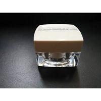 JAR ACRYLIC SQUARE 15 GRAM WHITE 1