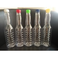 BOTOL PLASTIK PET KECAP 670 ML