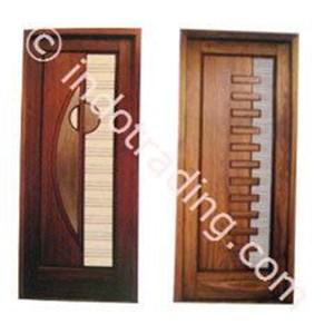 Pintu Kayu Tipe Se 004 - 005