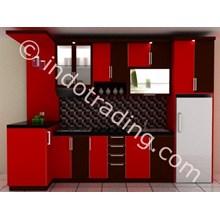 Kitchen Set Tipe Minimalis 001