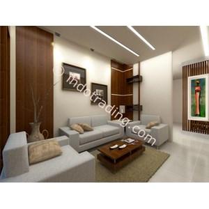 Design Interior Ruang Tamu Modern Klasik 002 By PT  Karunia Anugrah Melimpah