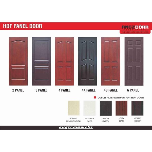 Pintu HDF Angzdoor Type Panel