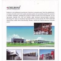 Aluminium Composite Panel Exelbond Murah 5