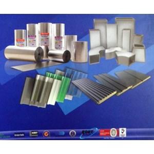 Atap Aluminium  Foil