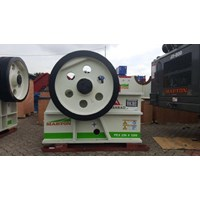 Jual JAW CRUSHER SHAN BAO