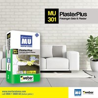 Semen Instan MU 301 Plasteran Dinding  1