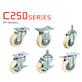 Roda Troli Caster C250 Series