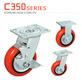 Roda Troli Caster C350 Series