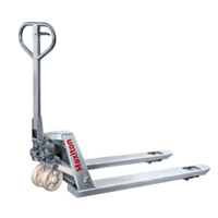 Hand Pallet Truck BX Stainless Steel