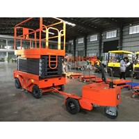 scissor lift full electric