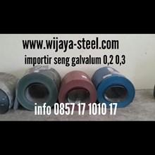 Seng Talang Galvalum