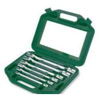 Ratcheting Combination Wrench Set