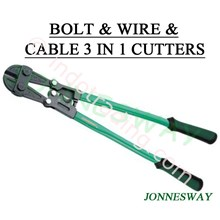 Bolt & Wire & Cable 3 In 1 Cutters P4314 Hand Tool