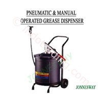 Jual Pneumatic & Manual Operated Grease Dispenser Ae300106 Garage Automotive