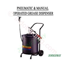 Pneumatic & Manual Operated Grease Dispenser Ae300