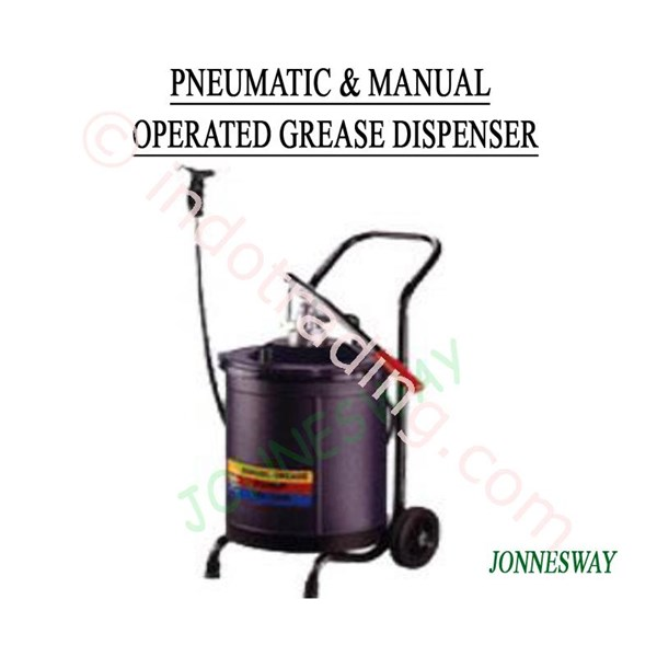 Pneumatic & Manual Operated Grease Dispenser Ae300106 Garage Automotive