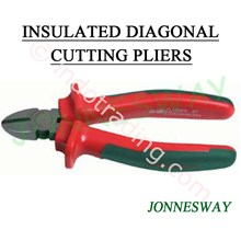 Insulated Diagonal Cutting Pliers Pv106 Hand Tools