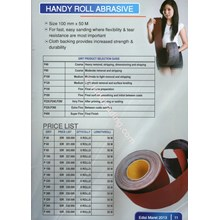 Handy Roll Abrasive