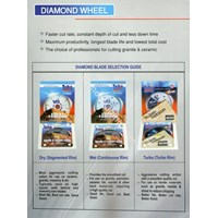 Jual Diamond Blade Selection Guide