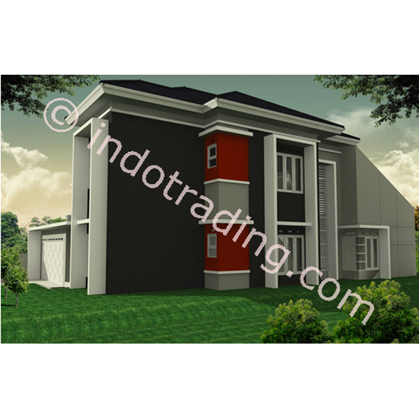 Desain Arsitek Rumah 2 Lantai Tipe 3 By PT  Arch Gemilang Consultant
