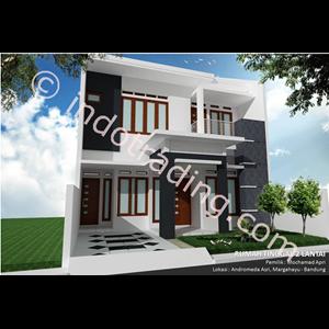 Desain Arsitek Rumah 2 Lantai Tipe 4 By Arch Gemilang Consultant