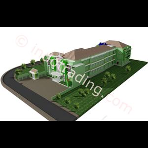 Desain Arsitek Rumah Sakit By PT  Arch Gemilang Consultant