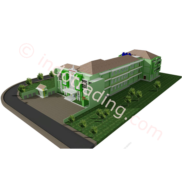 Foto Dari Desain Arsitek Rumah Sakit 0