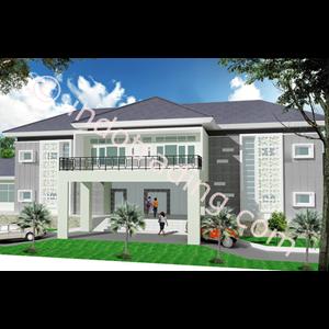 Desain Arsitek Kantor Minimalis By PT  Arch Gemilang Consultant