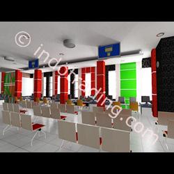 Desain Kantor Pelayanan Umum By Arch Gemilang Consultant