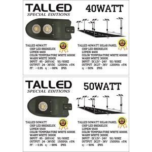 Dari Lampu LED 40 & 50 Watt ( AC & DC ) 0