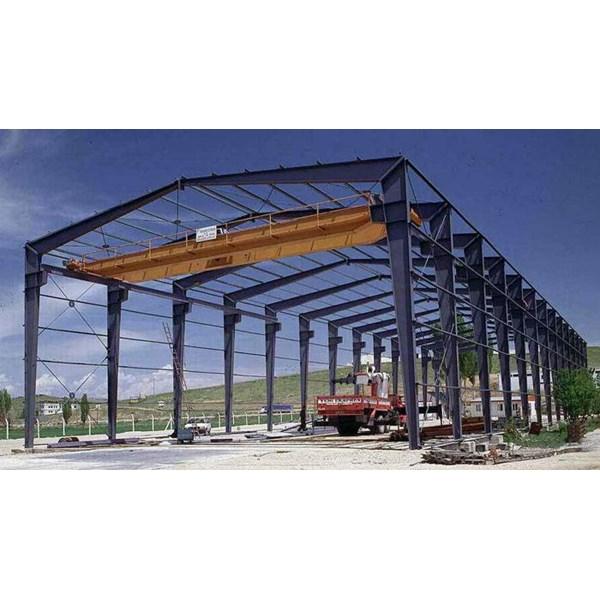 Baja Ringan Konstruksi Pabrik