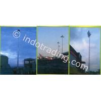 Tiang Lampu Sorot Menara High Mast