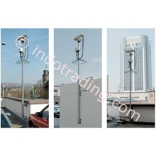 Tiang Kamera CCTV