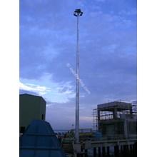 Tiang High Mast Automatis.