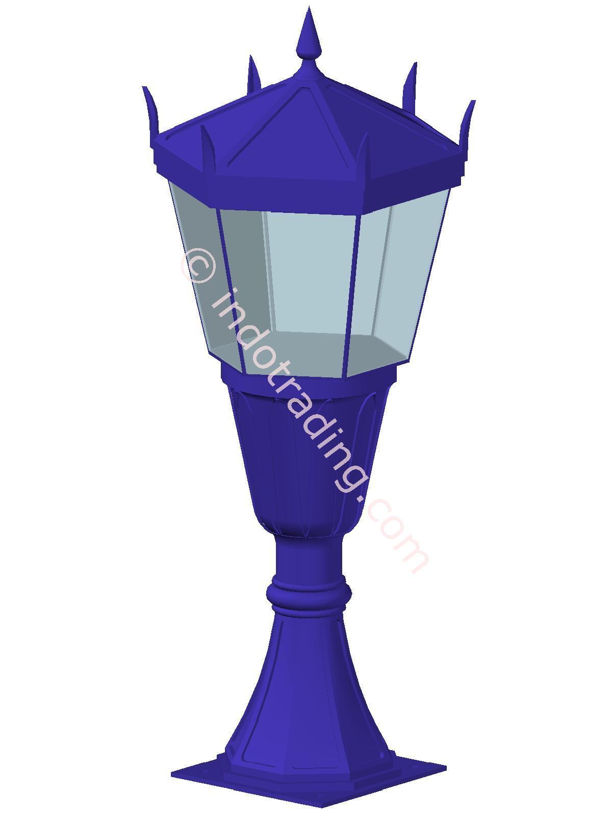 Terkini 24+ Lampu Pilar Rumah Murah