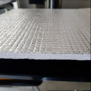Insulasi Atap Aluminium Foil Foam Articcell