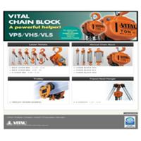 Jual Chain Block Vital